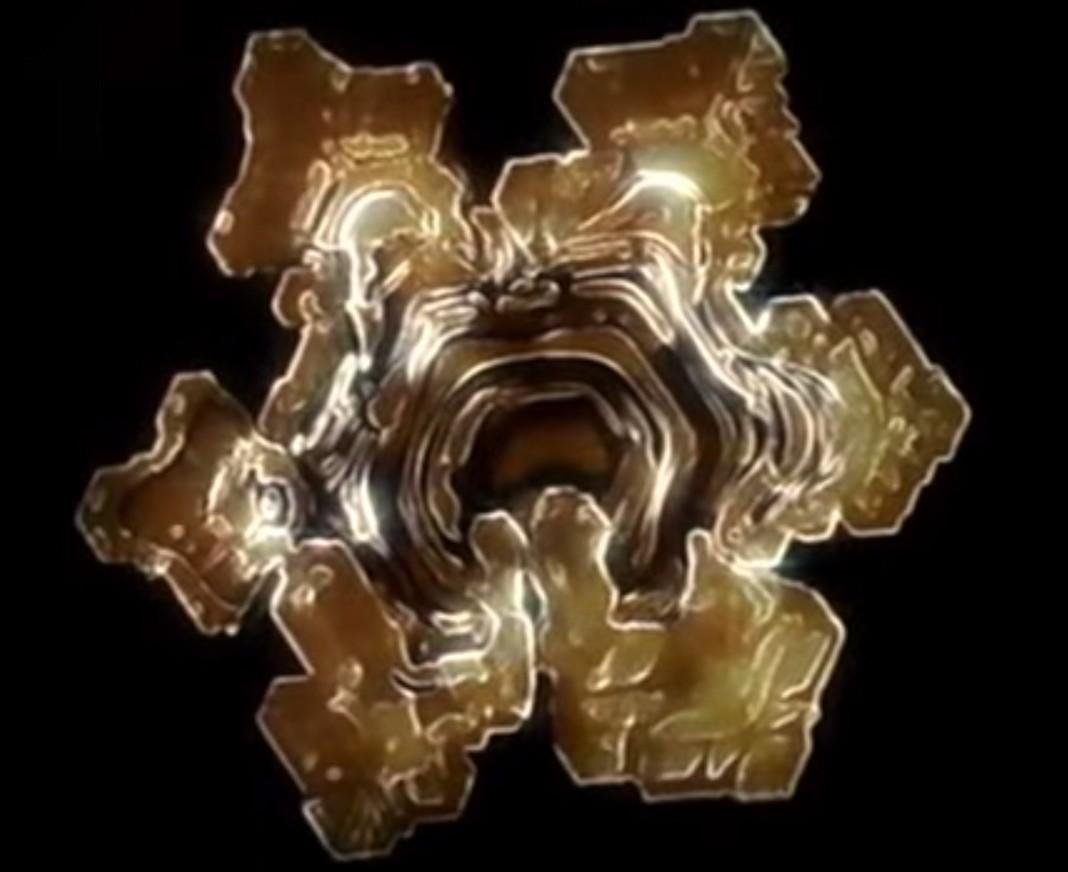 фото структуры воды