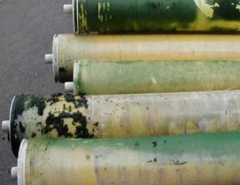 Химическая промывка промышленных мембран